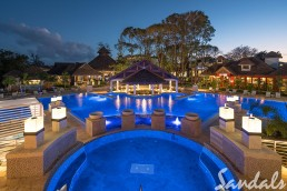 Barbados SBR Magic Landside Pool
