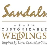 Sandals - Customizable Weddings