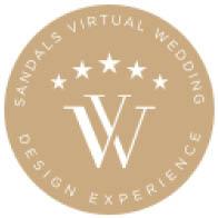 Sandals - Virtual Wedding Design Experience
